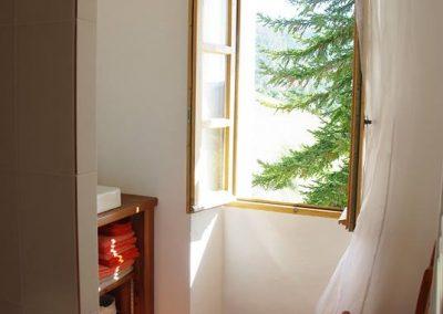 fenêtre sdb chambre Sarde