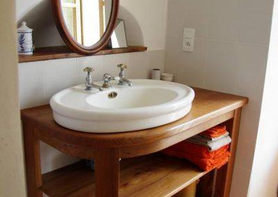 chambre Terrasse  - salle d'eau