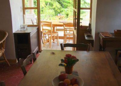 salle à manger - salon  - terrasse